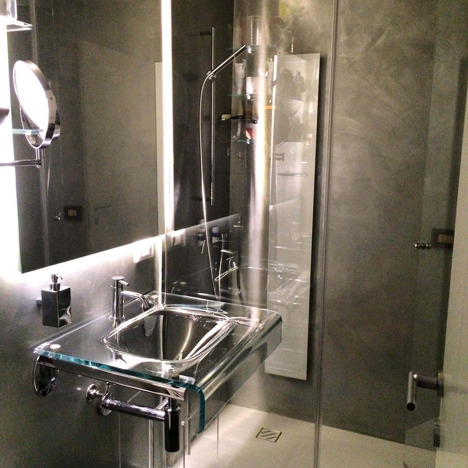 Rivestimenti Per Bagno In Resina rivestimenti in resina per bagni | bingo color ideart